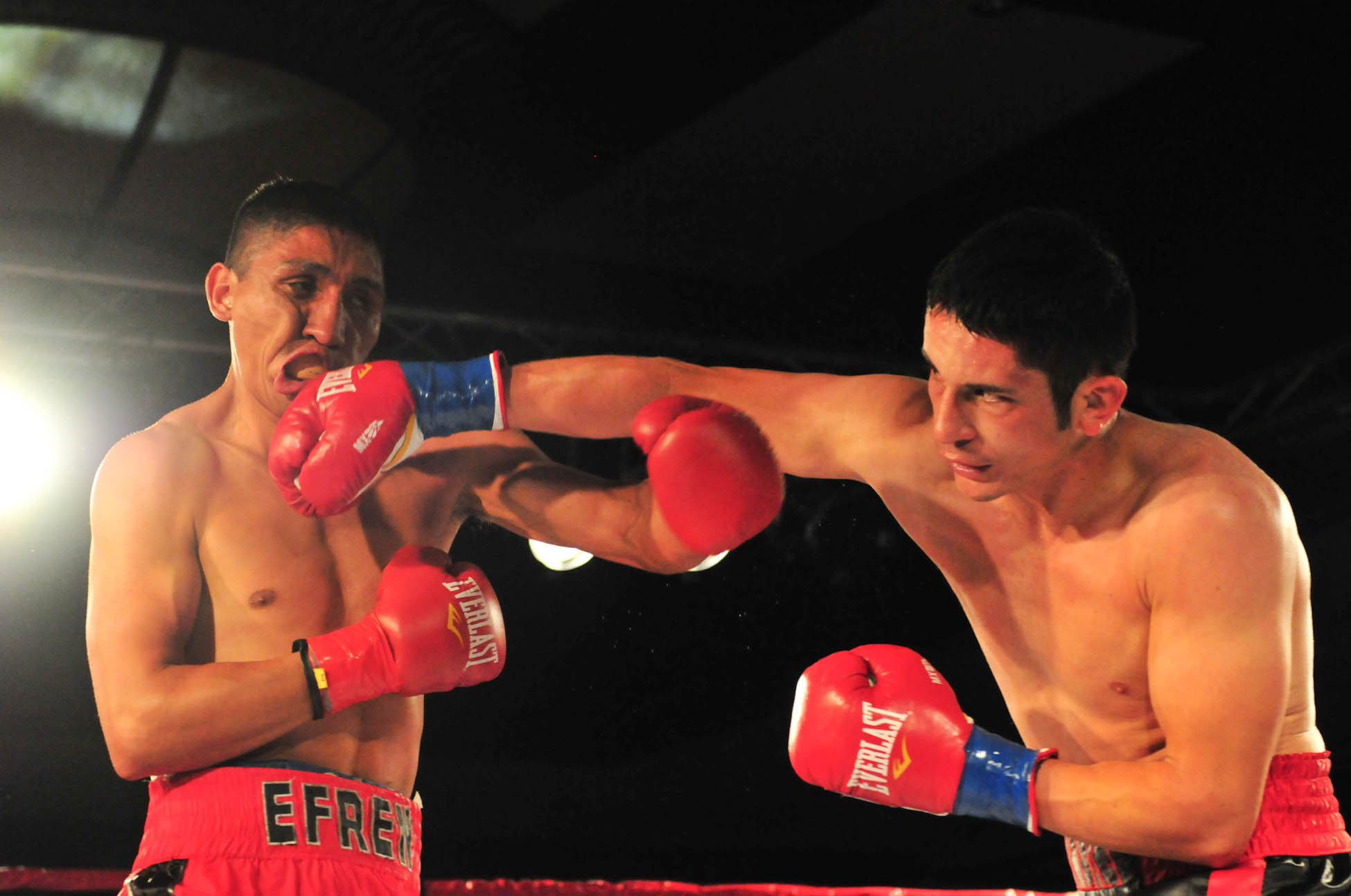 Herrera and Abraham Lopez stop their foes in Ontario ...