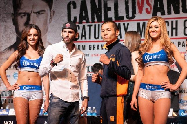 Canelo vs Angulo Final Press Conference 03 06 2014 (14 of 16)