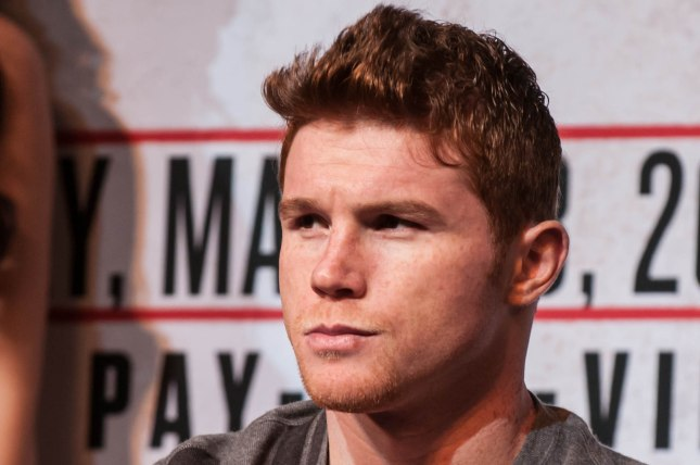 Canelo vs Angulo Final Press Conference 03 06 2014 (2 of 16)
