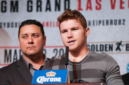 Canelo vs Angulo Final Press Conference 03 06 2014 (6 of 16)