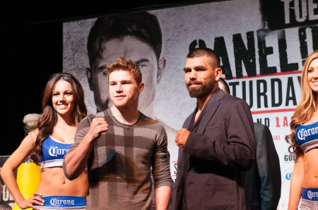 Canelo vs Angulo Final Press Conference 03 06 2014 (8 of 16)