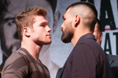 Canelo vs Angulo Final Press Conference 03 06 2014 (9 of 16)