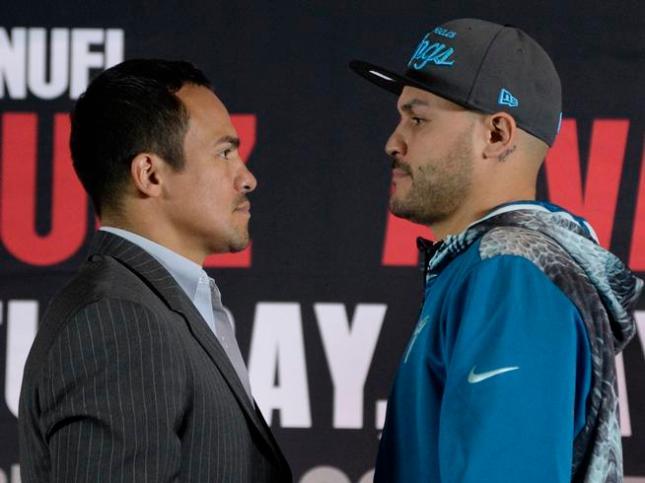 Marquez faces Mike Alvarado