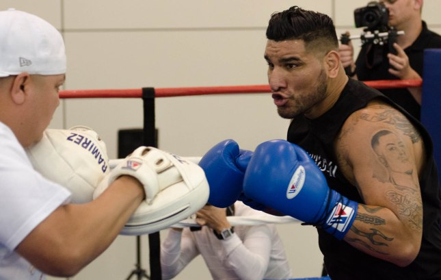 Arreola Press Workout  2014 (10 of 13)